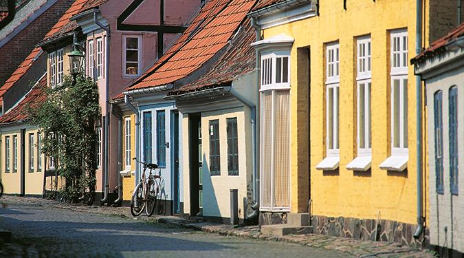 Ærøskøbing. Foto: Cees van Roeden